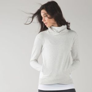 Lululemon On The Double Pullover